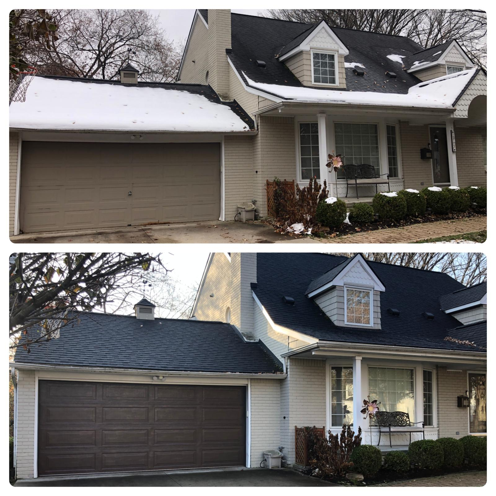 Any style, any color - we install garage doors of all shapes and sizes!